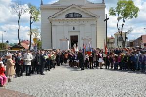 Uroczystość Najświętszej Maryi Panny Królowej Polski - obchody 3 maja