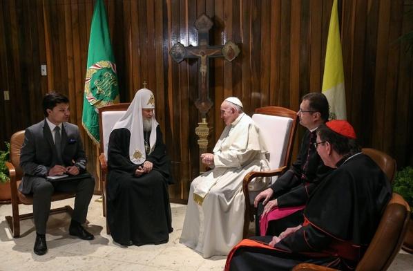 Spotkanie_papieza_Franciszka_i_Patriarchy_Cyryla